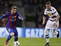 """Barca thắng """"4 sao"""" nhờ hat-trick của Turan và bàn mở tỷ số của Messi"""