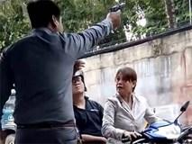 Giám đốc nổ súng dọa phụ nữ ở Sài Gòn có thẻ công an giả