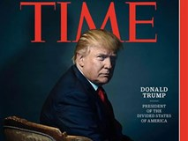 """Điều gì đã khiến ông Donald Trump trở thành """"Nhân vật của năm"""""""