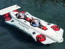 Aquahoverer - 'siêu xe' dưới lòng đại dương