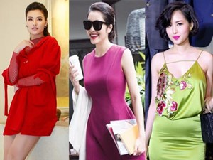 Những màn tái xuất sau sinh nở đầy xuất sắc của sao Việt