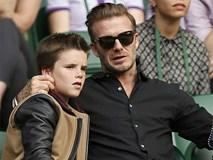 Vợ chồng Beckham bị chỉ trích vì để con trai nổi tiếng từ quá sớm