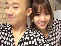 """Mỗi lần Trấn Thành - Hari Won mặc đồ đôi là lại tạo """"bão"""""""