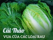 """Trung Quốc, Hàn Quốc gọi rau này là """"vua"""" vì bổ dưỡng, người Việt có trồng nhưng ít ăn"""