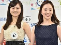 Nhan sắc thí sinh dự Hoa hậu Nhật Bản gây thất vọng: Người thì răng vàng, nàng thì mặt vuông