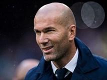 Zidane thiết lập kỷ lục trong lịch sử 114 năm của Real