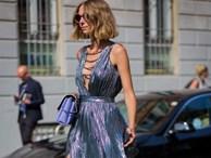 Sắm ngay những chiếc váy ánh kim để diện mùa lễ hội cuối năm