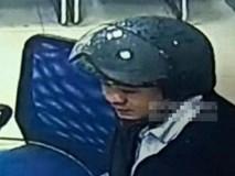 Hình ảnh rõ mặt tên cướp ngân hàng BIDV tại Huế