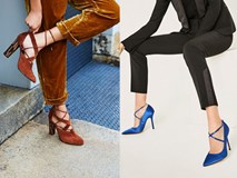 Đôi chân như dài ra đáng nể chỉ với 5 kiểu giày quen mặt