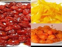 """Cách làm mứt hoa quả ngon nhất """"Vịnh Bắc Bộ"""" cho ngày Tết"""