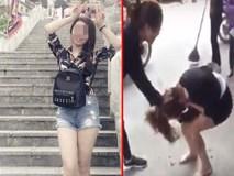 """Người vợ đánh ghen hotgirl ở Vinh: """"Tôi đánh vì tội đưa nhau đi ăn mà còn dám đăng Facebook"""""""