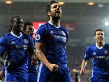 Chelsea thắng trận thứ 10 liên tiếp, chễm chệ trên ngôi đầu bảng xếp hạng