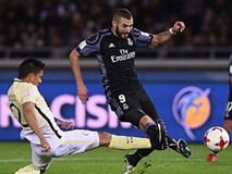 Ronaldo & Benzema nổ súng đưa Real vào chung kết