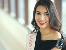 Clip: Lệ Hằng không nói nổi tiếng Anh tại Miss Universe 2016?