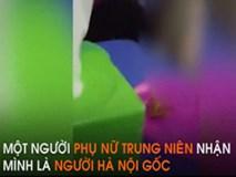 """Xôn xao clip người phụ nữ dạy """"dân tỉnh lẻ"""" cách ăn của người Hà Nội gốc"""
