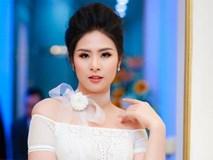 """Hoa hậu Ngọc Hân đẹp như """"tiên nữ"""" giữa trời đông lạnh giá"""