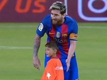 CLB Trung Quốc sẵn sàng trả Messi mức lương... 100 triệu euro