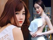 3 hotgirl tên Trinh xinh không kém người yêu tỷ phú Hoàng Kiều