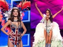 Trang phục dân tộc sexy choáng ngợp tại Hoa hậu Hoàn vũ
