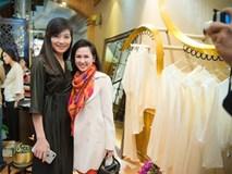 Rời VTV, Diệp Anh về làm chủ shop quần áo tơ tằm