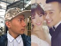 Phản ứng lạ của Tiến Đạt khi Hari lộ ảnh cưới với Trấn Thành