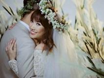 Ảnh cưới lãng mạn của Trấn Thành và Hari Won