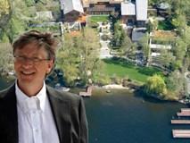 Chiêm ngưỡng tư gia hơn 120 triệu USD của tỷ phú Bill Gates