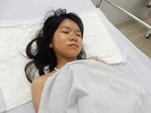 Bố mất, mẹ bị tai biến, bé gái 14 tuổi lại nguy kịch vì tai nạn giao thông