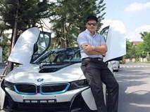 Chàng trai sinh năm 1996 sở hữu 30 chiếc siêu xe đẳng cấp thế giới