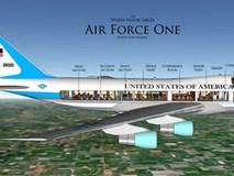 Hé lộ chi phí chế tạo Không lực 1 mới cho Donald Trump