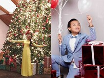 Hồ Văn Cường, Phương Mỹ Chi đón Noel như thế nào?