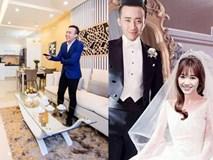 """Đây là """"tổ ấm"""" của vợ chồng Trấn Thành sau khi cưới?"""