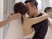Hé lộ clip hậu trường ảnh cưới Trấn Thành hôn Hari Won ngọt như kẹo
