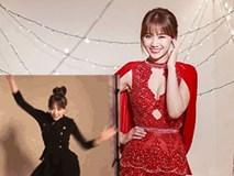 Trước giờ G, Hari Won bất ngờ đăng clip nhảy lên vui sướng!