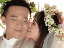 Xem lại loạt ảnh cưới đẹp như mơ của Trấn Thành - Hari Won