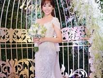 Cận cảnh chiếc váy cưới lộng lẫy của Hari Won