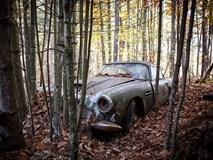 Định giá hơn 500.000 USD cho một chiếc Aston Martin DB4 gỉ sét