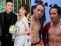 Đây là lý do Trường Giang vắng mặt tại hôn lễ Trấn Thành – Hari Won