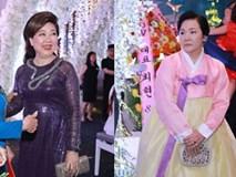 Vẻ mặt trái ngược của mẹ Trấn Thành và Hari trong lễ cưới