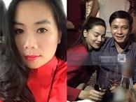 Vợ Chu Đăng Khoa 'đau khổ', tự dặn lòng không được khóc khi thấy chồng vui vẻ với người tình