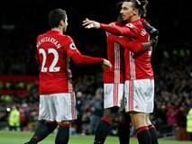 Ibrahimovic toả sáng, M.U vùi dập Sunderland