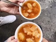 Các món chè nóng thơm ngon cho ngày đông Hà Nội