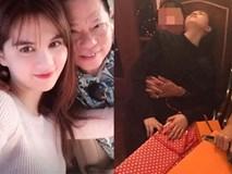 """Ngọc Trinh và tỷ phú 72 tuổi lại lộ ảnh """"cực nóng"""""""
