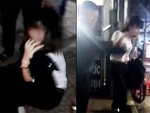 Xôn xao hình ảnh người phụ nữ nghi bị một nhóm người đánh ghen dã man ở Đắk Lắk