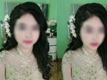 """Sự cố cô dâu xinh đẹp bị """"lôi"""" lên Facebook vì cái hoa cài đầu """"bỗng dưng mất tích"""""""