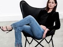Những mẫu quần jeans sẽ làm mưa làm gió trong năm 2017 tới, bạn đã tìm hiểu chưa?