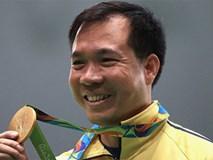 Xạ thủ Hoàng Xuân Vinh đoạt giải VĐV tiêu biểu năm 2016