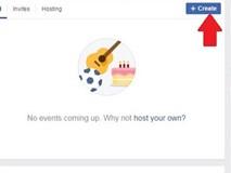 Hướng dẫn tạo sự kiện Facebook để lên kế hoạch tụ tập