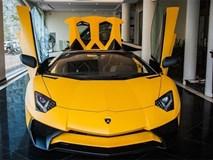 3 siêu xe mạnh mẽ nhất của Lamborghini ở Việt Nam