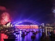 Thế giới tưng bừng chào đón năm mới 2017